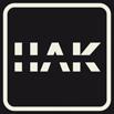 Logo restaurang HAK